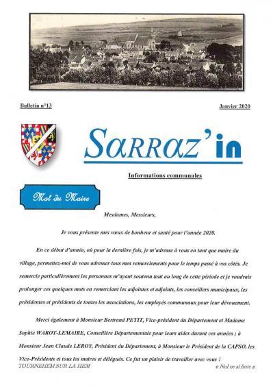 Bulletin municipal 2020 1