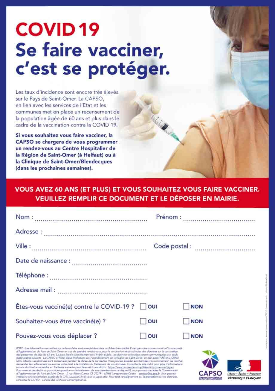 Flyer 60ans vaccination covid19