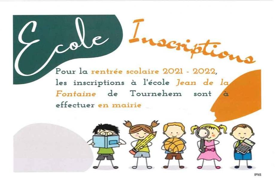 Rentree scolaire inscriptions