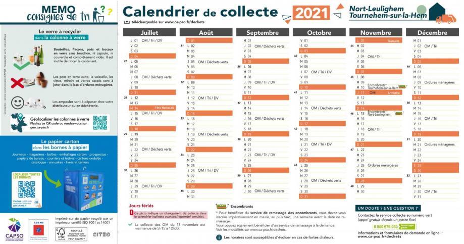 Tournehem collecte 2021 2
